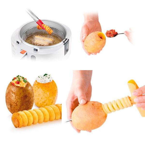 сердцевина картофеля